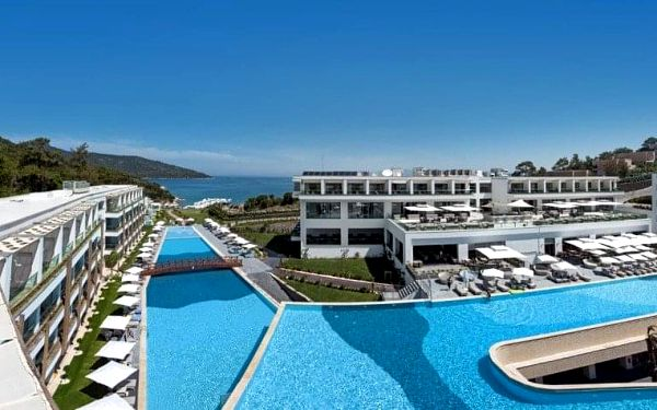 Hotel Thor Exclusive Bodrum, Bodrum, Turecko, Bodrum, letecky, ultra all inclusive2