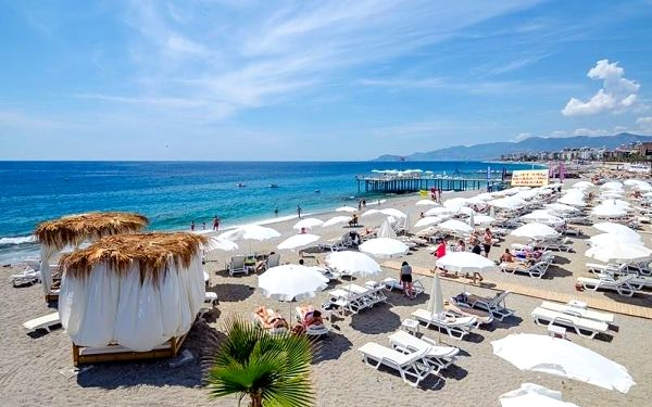 The Lumos Deluxe Resort Hotel & Spa, Alanya, Turecko, Alanya, letecky, ultra all inclusive2