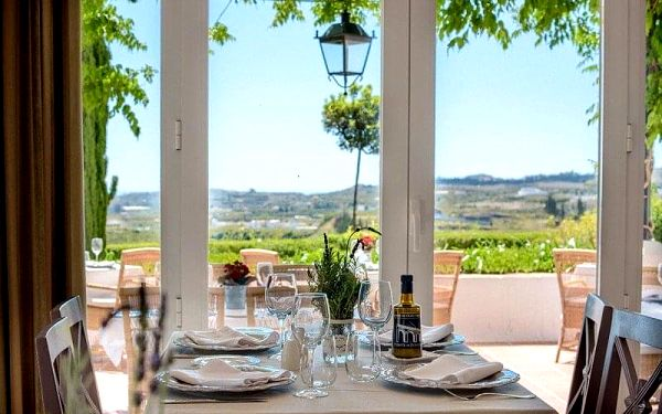 Hotel Cortijo Bravo, Costa Del Sol, Španělsko, Costa Del Sol, letecky, polopenze2