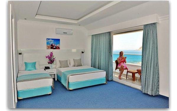 HOTEL MESUT, Alanya, Turecko, Alanya, letecky, all inclusive2