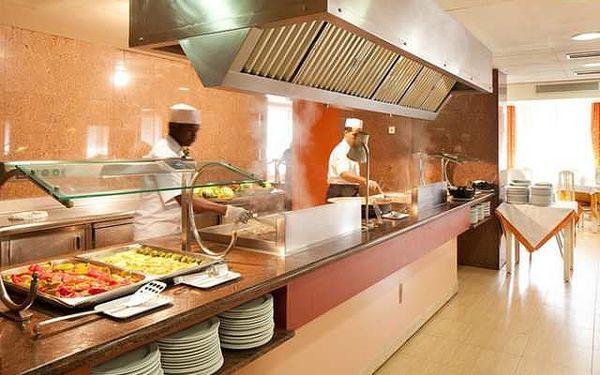 H.TOP Calella Palace Hotel, Costa del Maresme, Španělsko, Costa del Maresme, letecky, snídaně v ceně2