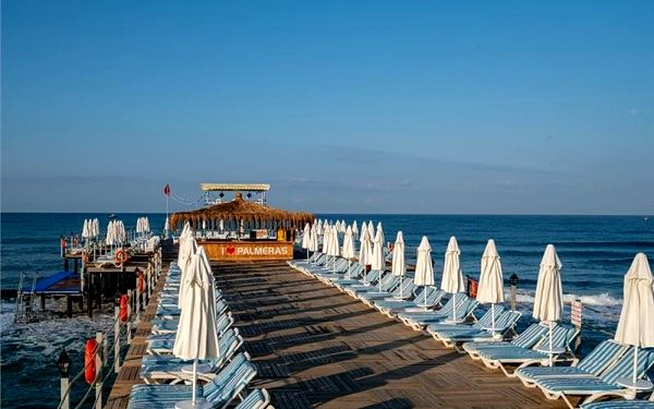 Palmeras Beach Hotel, Turecká riviéra, Turecko, Turecká riviéra, letecky, ultra all inclusive2