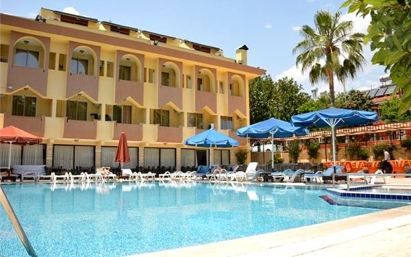 Fame Hotel, Kemer, Turecko, Kemer, letecky, all inclusive2