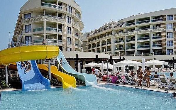 SEAMELIA BEACH RESORT HOTEL & SPA, Side, Turecko, Side, letecky, all inclusive2