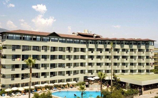 Elysee Hotel, Alanya, Turecko, Alanya, letecky, all inclusive2