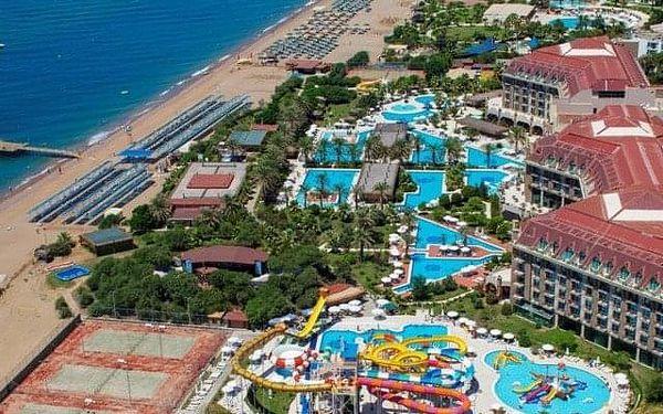 NASHIRA RESORT HOTEL & SPA, Side, Turecko, Side, letecky, ultra all inclusive2