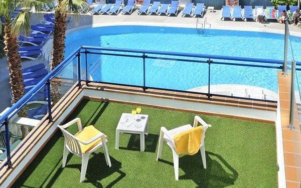 HOTEL GHT COSTA BRAVA, Costa Brava, Španělsko, Costa Brava, letecky, polopenze2