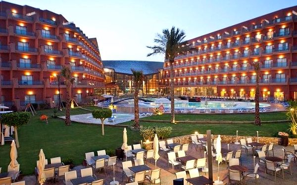 Protur Roquetas Hotel & SPA, Andalusie, Španělsko, Andalusie, letecky, all inclusive2