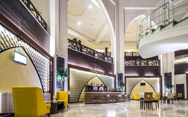 Hotel Jasmine Palace Resort, Hurghada, letecky, all inclusive2
