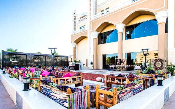 Hotel Jasmine Palace Resort, Hurghada, letecky, all inclusive3