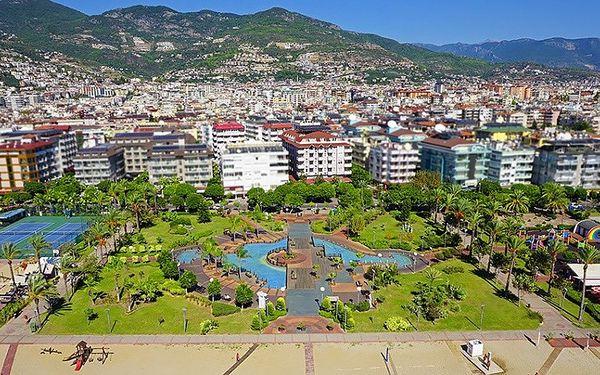Hotel Kahya, Alanya, Turecko, Alanya, letecky, all inclusive3