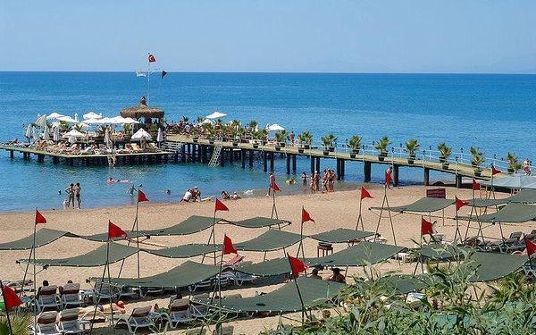 Delphin Palace, Antalya, Turecko, Antalya, letecky, ultra all inclusive3