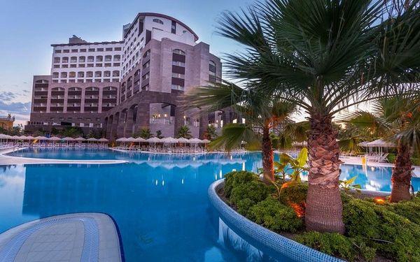 MELAS LARA HOTEL, Antalya, Turecko, Antalya, letecky, ultra all inclusive2