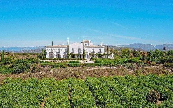 Hotel Cortijo Bravo, Costa Del Sol, Španělsko, Costa Del Sol, letecky, polopenze3