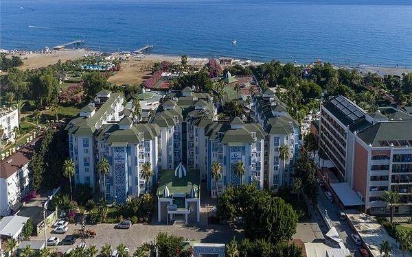 The Garden Beach Hotel, Turecká riviéra, Turecko, Turecká riviéra, letecky, ultra all inclusive2