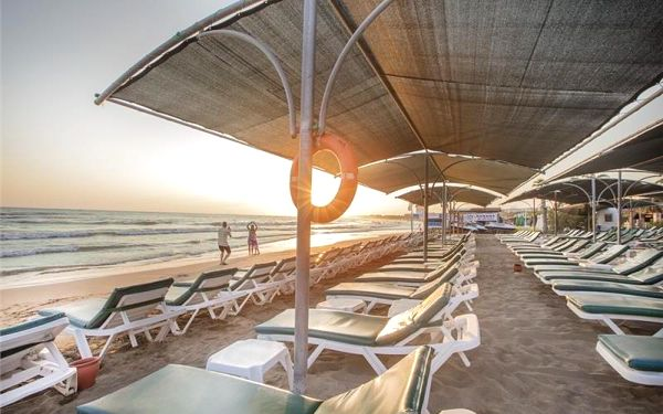 Trendy Palm Beach, Side, Turecko, Side, letecky, all inclusive3
