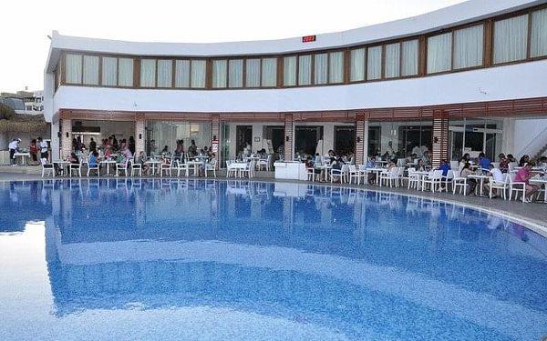 Bendis Beach, Egejská riviéra, Turecko, Egejská riviéra, letecky, all inclusive2
