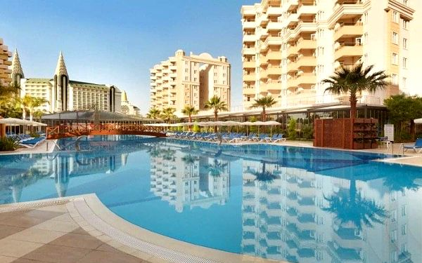 HOTEL RAMADA RESORT LARA, Antalya, Turecko, Antalya, letecky, ultra all inclusive4