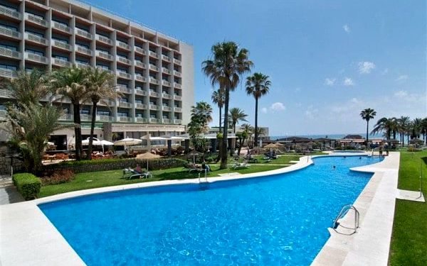 Hotel Pez Espada, Costa Del Sol, Španělsko, Costa Del Sol, letecky, polopenze3