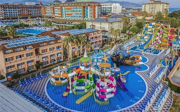 Lonicera Resort & Spa, Turecká riviéra, Turecko, Turecká riviéra, letecky, ultra all inclusive2