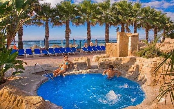 Marbella Playa, Costa Del Sol, Španělsko, Costa Del Sol, letecky, polopenze2