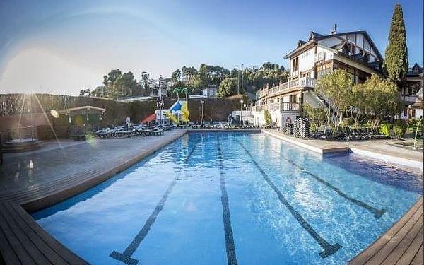 Santa Susanna Resort Hotel, Costa del Maresme, Španělsko, Costa del Maresme, letecky, all inclusive2
