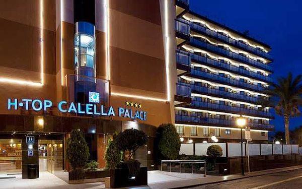 H.TOP Calella Palace Hotel, Costa del Maresme, Španělsko, Costa del Maresme, letecky, snídaně v ceně3