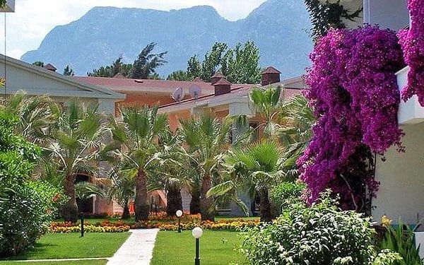 HOTEL CLUB BORAN MARE BEACH, Kemer, Turecko, Kemer, letecky, all inclusive2