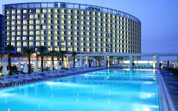 CRYSTAL CENTRO RESORT, Antalya, Turecko, Antalya, letecky, ultra all inclusive2