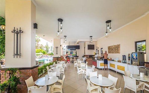 Boulevard Hotel, Alanya, Turecko, Alanya, letecky, all inclusive2