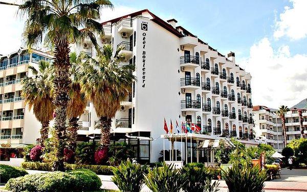 Boulevard Hotel, Alanya, Turecko, Alanya, letecky, all inclusive3