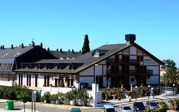 Santa Susanna Resort Hotel, Costa del Maresme, Španělsko, Costa del Maresme, letecky, all inclusive4