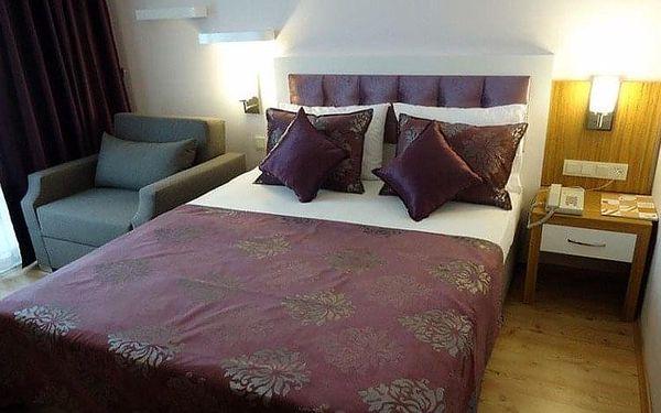 Hotel Bilkay, Alanya, Turecko, Alanya, letecky, all inclusive2