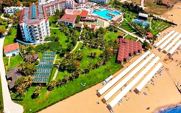 HOTEL ARCANUS SIDE RESORT, Side, Turecko, Side, letecky, ultra all inclusive2