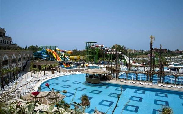 Crystal Sunset Luxury Resort & Spa, Side, Turecko, Side, letecky, ultra all inclusive4