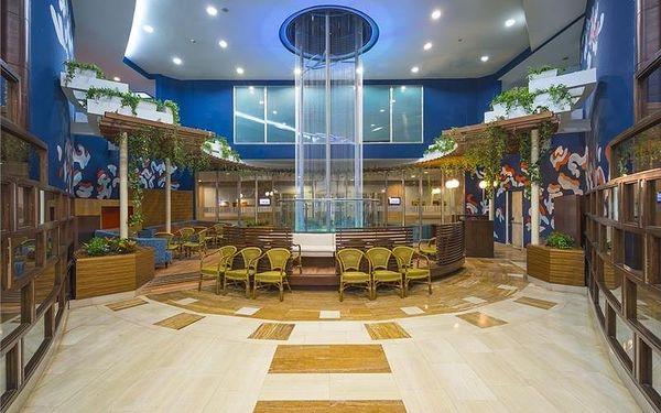 Concorde Deluxe Resort, Antalya, Turecko, Antalya, letecky, ultra all inclusive2