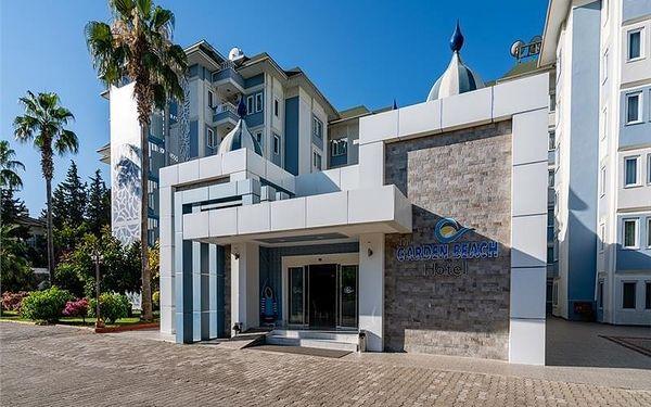 The Garden Beach Hotel, Turecká riviéra, Turecko, Turecká riviéra, letecky, ultra all inclusive3