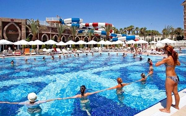HOTEL ROYAL ALHAMBRA PALACE, Side, Turecko, Side, letecky, all inclusive4