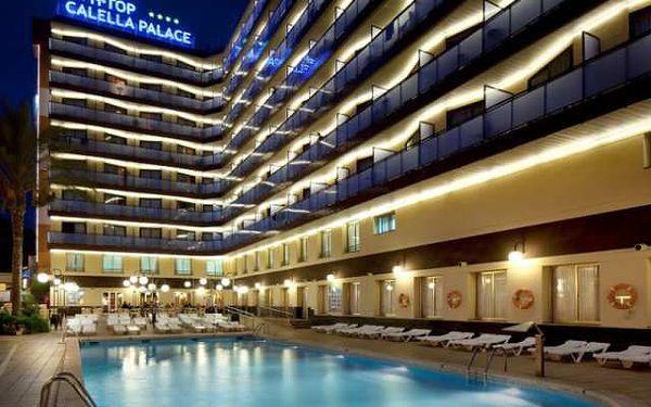 H.TOP Calella Palace Hotel, Costa del Maresme, Španělsko, Costa del Maresme, letecky, snídaně v ceně4