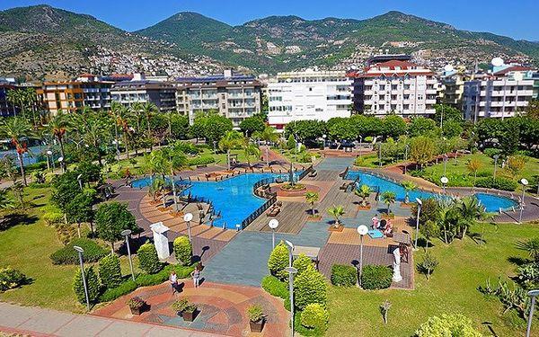 Hotel Kahya, Alanya, Turecko, Alanya, letecky, all inclusive5