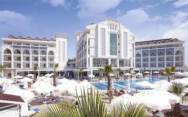 Diamond Elite Hotel & Spa, Side, Turecko, Side, letecky, all inclusive2