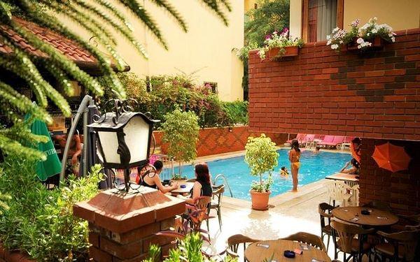 Hotel Bilkay, Alanya, Turecko, Alanya, letecky, all inclusive3