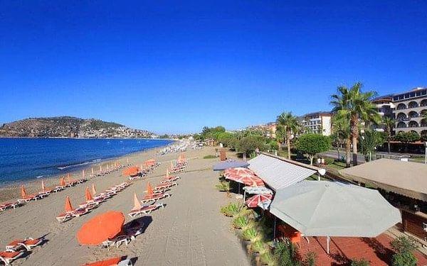 Hotel Wien Star, Alanya, Turecko, Alanya, letecky, polopenze2