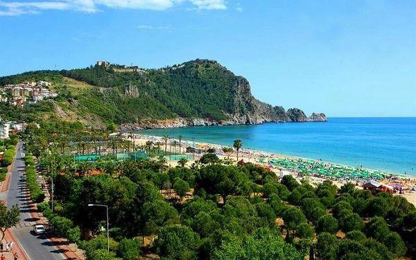 Hotel Bilkay, Alanya, Turecko, Alanya, letecky, all inclusive4