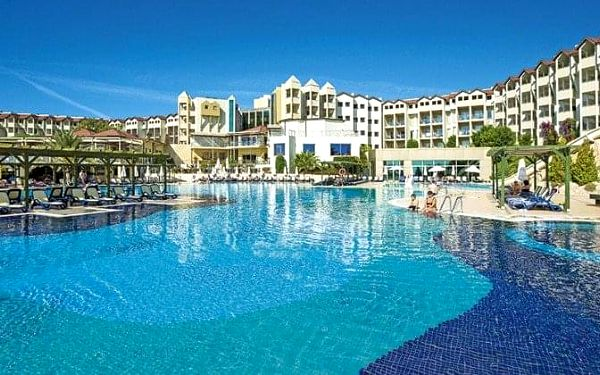 HOTEL ARCANUS SIDE RESORT, Side, Turecko, Side, letecky, ultra all inclusive5