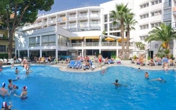 HOTEL GHT COSTA BRAVA, Costa Brava, Španělsko, Costa Brava, letecky, polopenze4