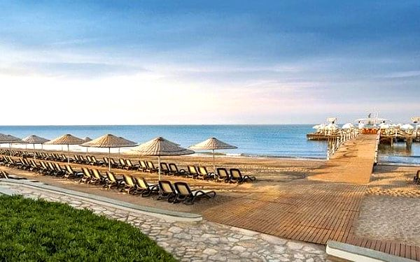 HOTEL ELA QUALITY, Belek, Turecko, Belek, letecky, ultra all inclusive4