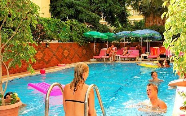Hotel Bilkay, Alanya, Turecko, Alanya, letecky, all inclusive5
