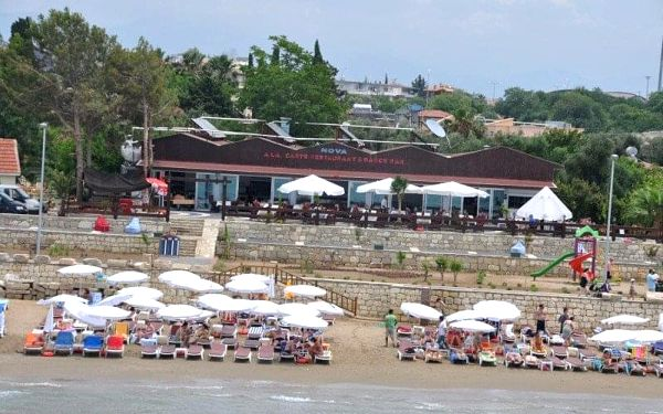 NOVA BEACH HOTEL, Side, Turecko, Side, letecky, all inclusive5