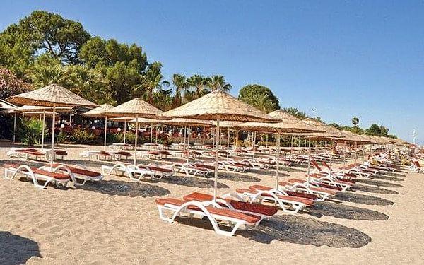 HOTEL CLUB BORAN MARE BEACH, Kemer, Turecko, Kemer, letecky, all inclusive4